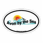 Avon by the Sea Photo Cut Out