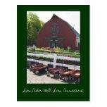Avon Cider Mill Postcard