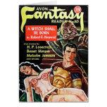 Avon Fantasy Reader Card