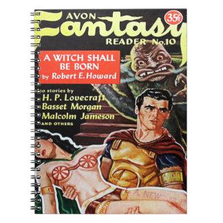 Avon Fantasy Reader Notebook
