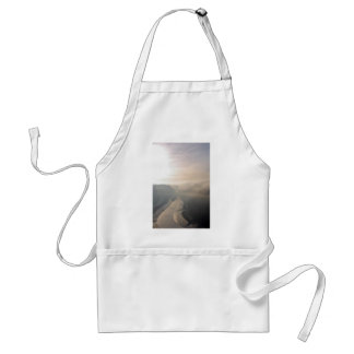 Avon Gorge in the mist Adult Apron