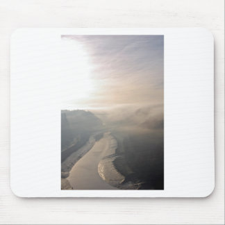 Avon Gorge in the mist Mouse Pad