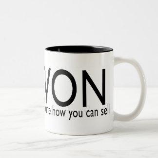 Avon Local Recruiter Mugs