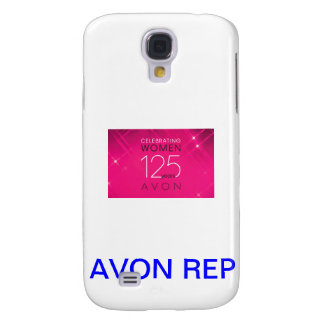 AVON REP IPhone Cover Galaxy S4 Covers