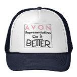 Avon Representatives do it BETTER Cap Trucker Hat