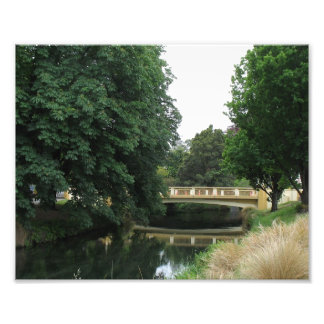 Avon River Christchurch Photo Print