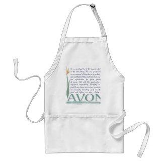 Avon Values & more Adult Apron