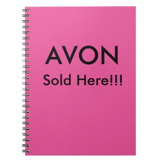 Avon Writing Pad, Journal and/or Notepad