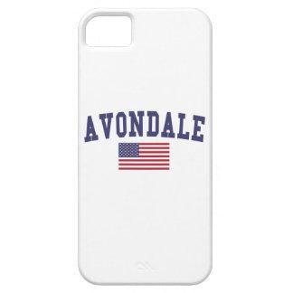 Avondale US Flag iPhone SE/5/5s Case