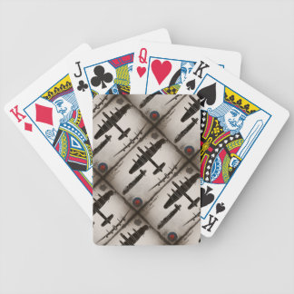 Avro 683 Lancaster 1 Bicycle Playing Cards