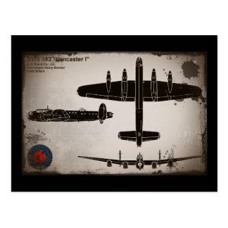Avro 683 Lancaster 1 Postal