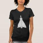 Avro Arrow Blueprint T-shirt