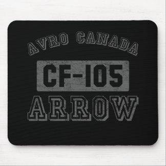 Avro Canada CF-105 Arrow Mouse Pad