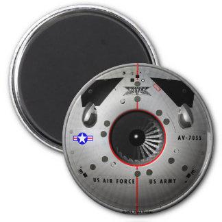 Avro Car Magnet