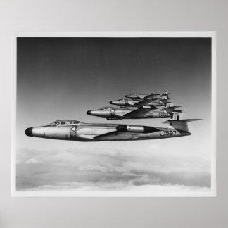 Avro CF-100 Canuck Print