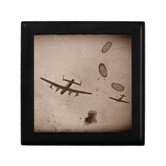 Avro Lancaster Flyover Jewelry Box