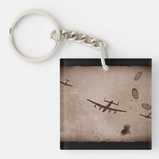 Avro Lancaster Flyover Keychain