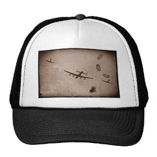 Avro Lancaster Flyover Trucker Hat