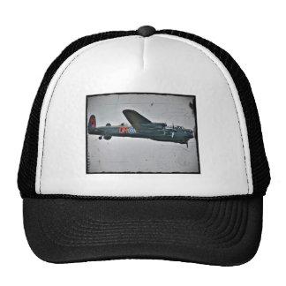 Avro Lancaster Heavy Bomber Trucker Hat
