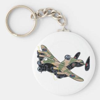 Avro Lancaster Keychain