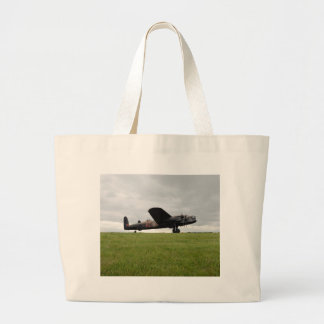 Avro Lancaster On The Field Bags
