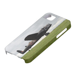 Avro Lancaster On The Field iPhone SE/5/5s Case