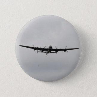 Avro Lancaster Pinback Button