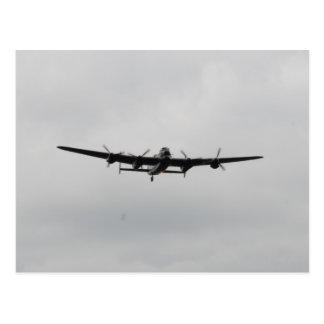 Avro Lancaster Post Cards