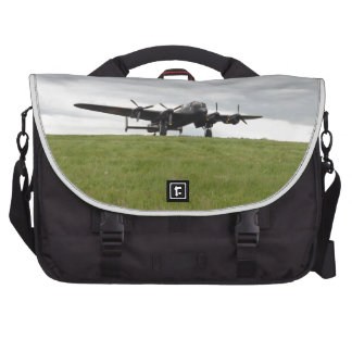 Avro Lancaster Taxiing Laptop Commuter Bag