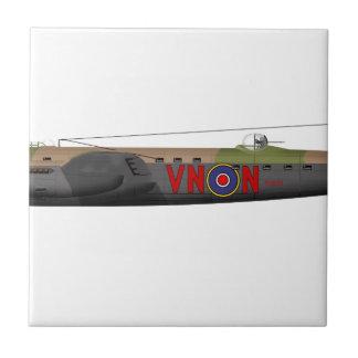 Avro Lancaster Tiles