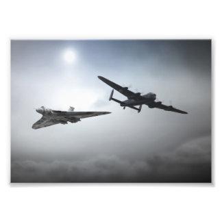 Avro Legends Photograph