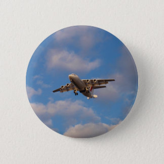 Avro RJ85 Jet Landing Button