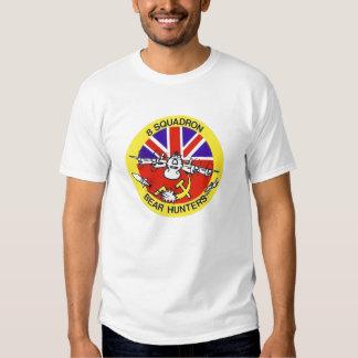 """Avro Shackleton 8 Squadron """"Bear Hunters"""" T-shirt"""
