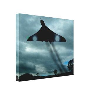 Avro Vulcan Bomber Canvas Print