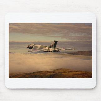 Avro Vulcan Bomber XH558 Mouse Pad