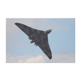 Avro Vulcan Gallery Wrapped Canvas