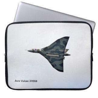 Avro Vulcan XH558  - Laptop Sleeve