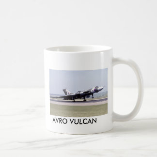 Avro Vulcan XH558 Mug