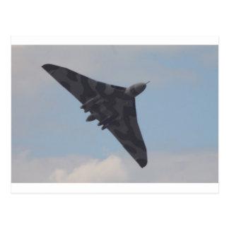 Avro Vulcan XH558 Postcard