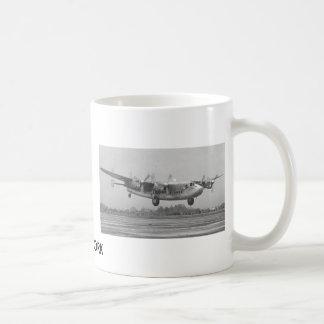 Avro York Classic White Coffee Mug