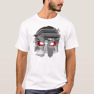 "AW177 ""camiseta 3D de la muerte del circuito"" Playera"