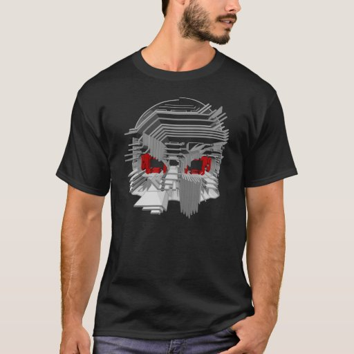 AW177 Circuit Death (Black Eyes) 3D T-Shirt