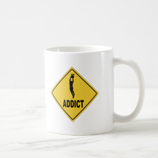 AW Basketball 4 Classic White Coffee Mug