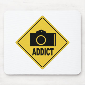 AW Camera Mouse Pad