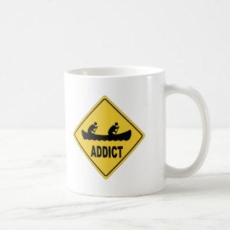 AW Canoeing Coffee Mug