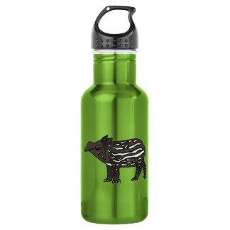 AW- Cute Tapir 18oz Water Bottle