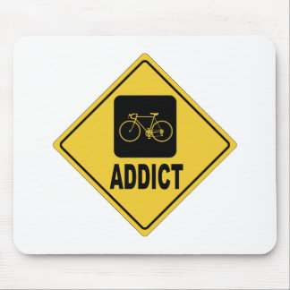 AW Cycling 2 Mouse Pad