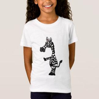 AW- Funny Zebra cartoon Shirt