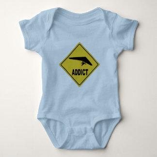 AW Hang Gliding Baby Bodysuit