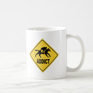 AW Horse Racing 1 Coffee Mug
